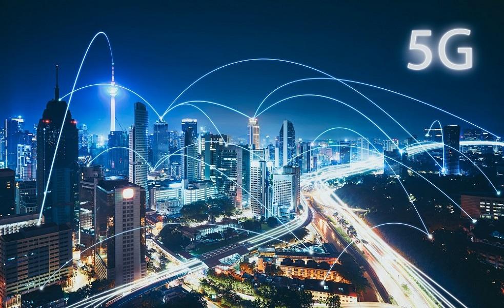 فناوری اینترنت اشیا با 5G