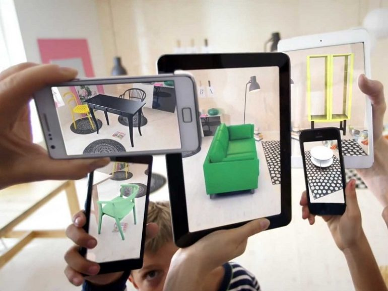 افزایش بهره وری با استفاده از واقعیت مجازی
