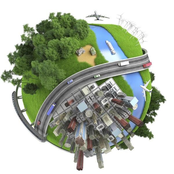 صرفه جویی در انرژی در طراحی شهری