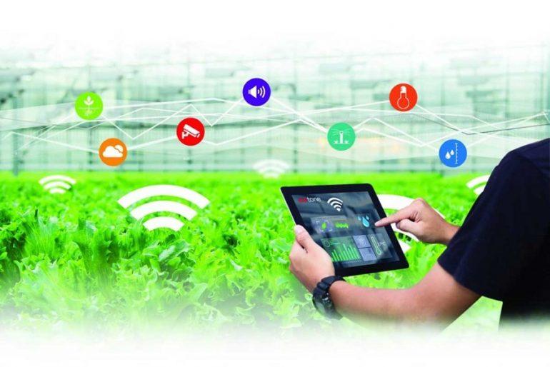 بازار کشاورزی مبتنی بر اینترنت اشیا