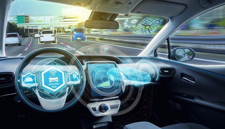 خودروهای هوشمند و اینترنت اشیا
