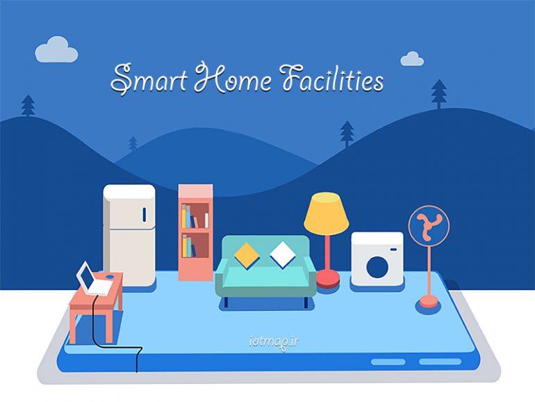 معرفی محصولات هوشمند خانگی