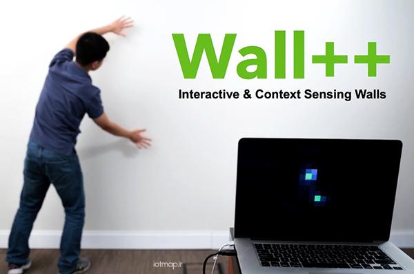آشنایی با دیوار هوشمند ++