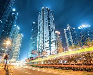 نورپردازی در شهرها