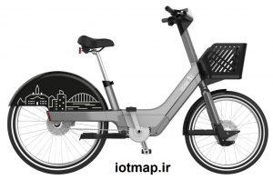 دوچرخه ی هوشمند