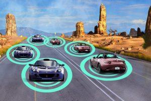محافظت از خودروهای هوشمند