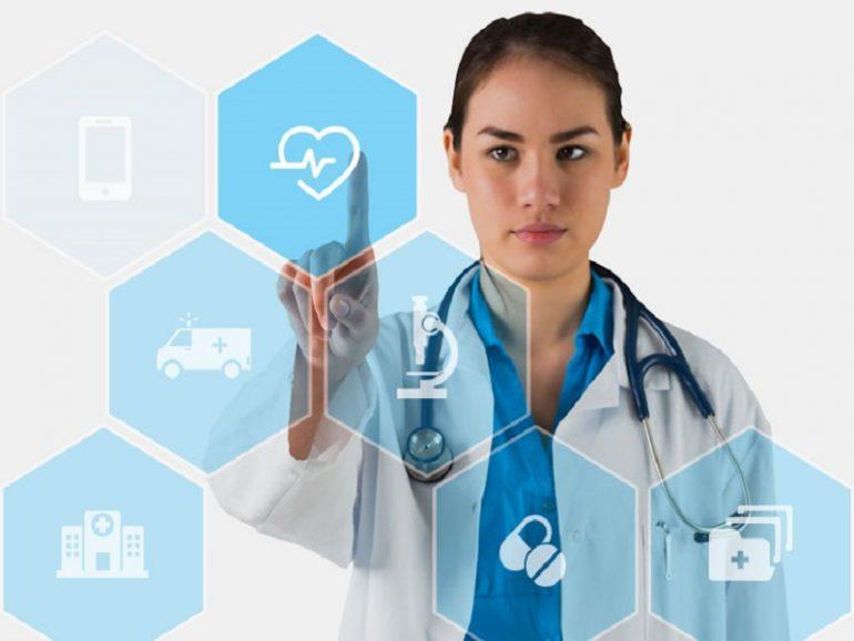 اینترنت اشیا در بهداشت و درمان