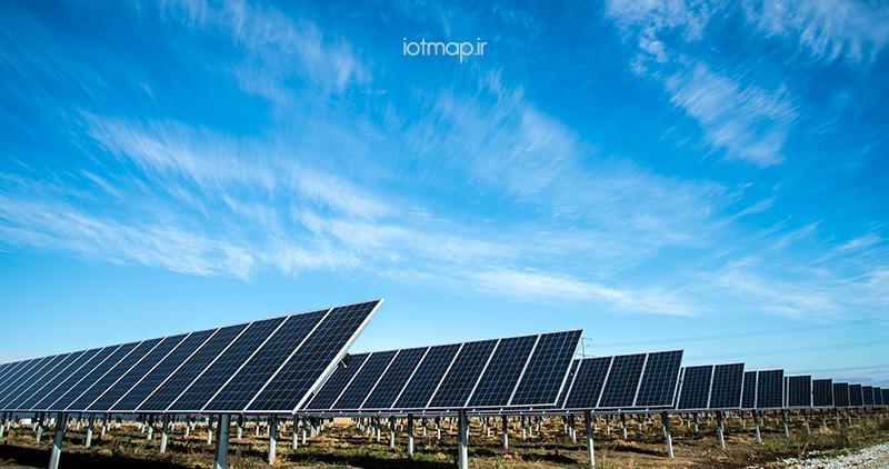 استفاده از انرژی خورشیدی