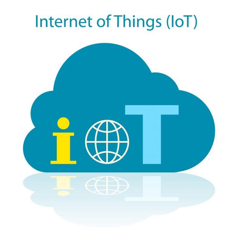 اینترنت اشیا و پردازش ابری
