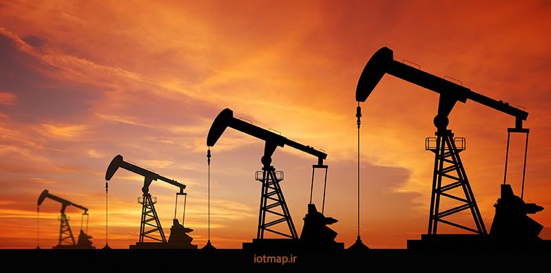مدیریت انرژی نفت و اینترنت اشیا