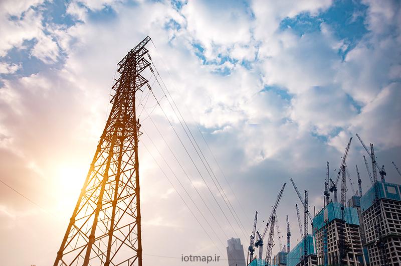 مدیریت انرژی برق و اینترنت اشیا