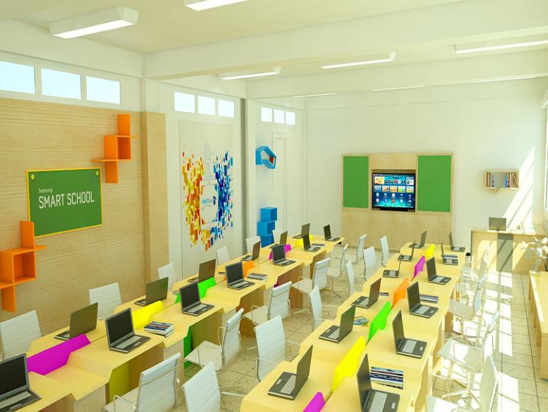اینترنت اشیا در مدارس