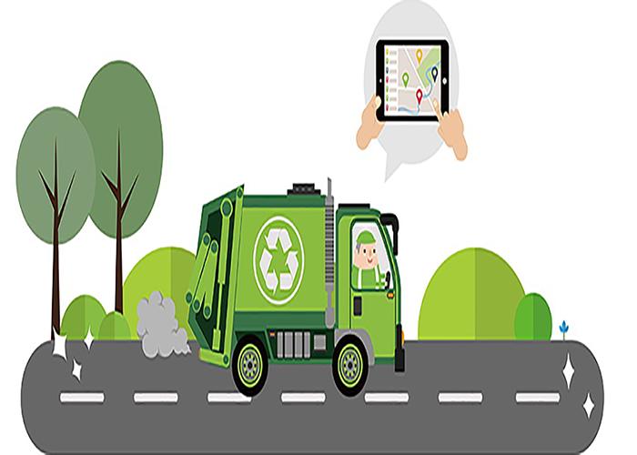 هوشمندسازی جمعآوری زباله