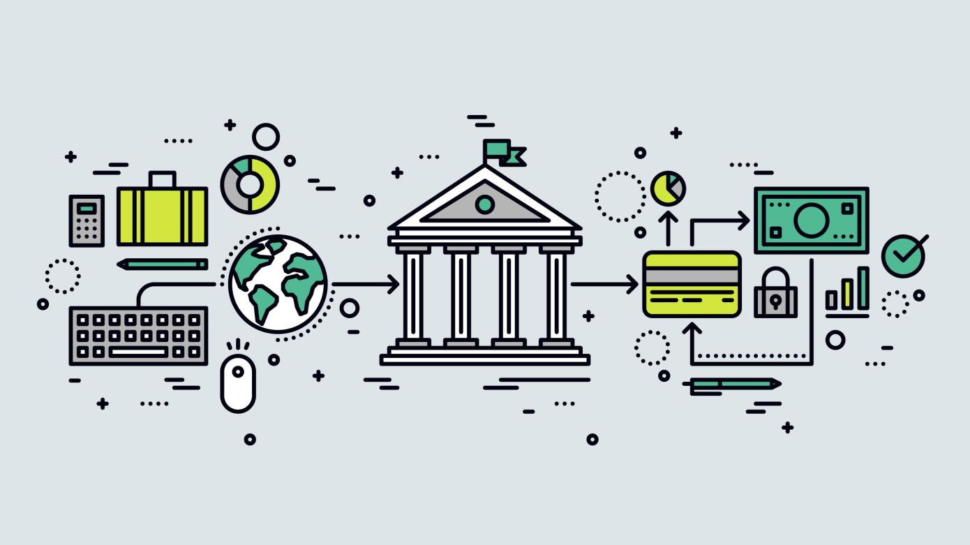 کاربرد اینترنت اشیا در بانکداری