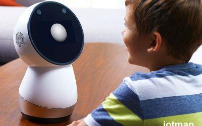 ربات هوشمند jibo