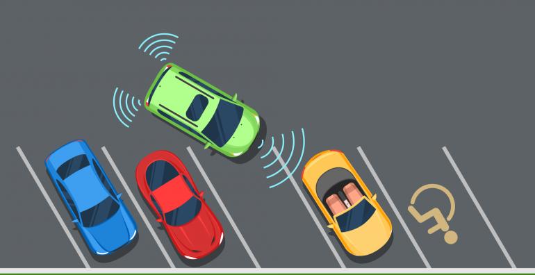 پارکینگ هوشمند با اینترنت اشیا