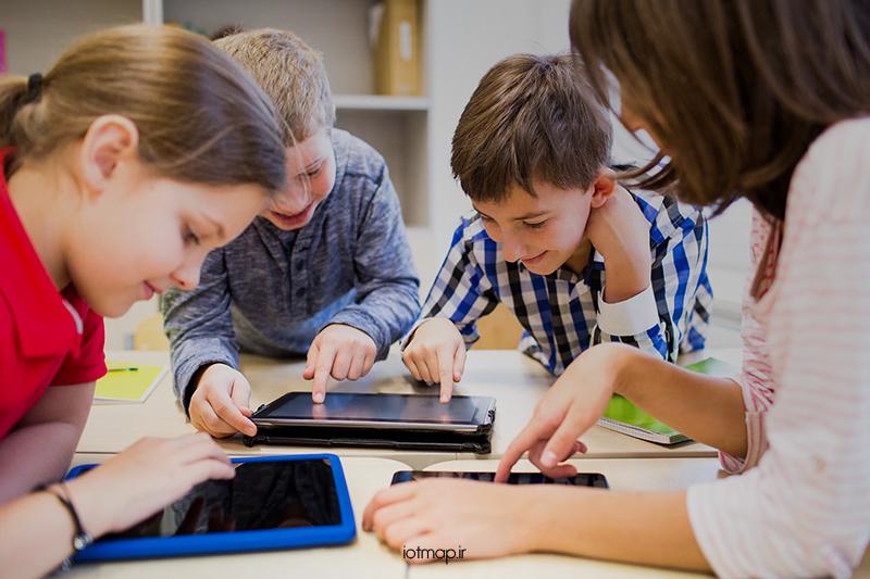 تکنولوژی و زندگی هوشمند در کنار بازی های فرزندانمان