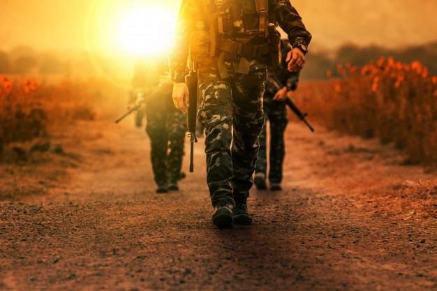 لباس نظامی هوشمند