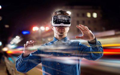 تغییر بازاریابی و تبلیغات با واقعیت مجازی