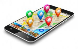 موقعیت مکانی و اینترنت اشیا
