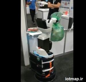 ربات های خدماتی