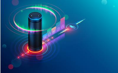 فناوری فعال سازی صوت اینترنت اشیا