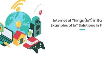 اینترنت اشیا (IoT) در بانکداری نوین
